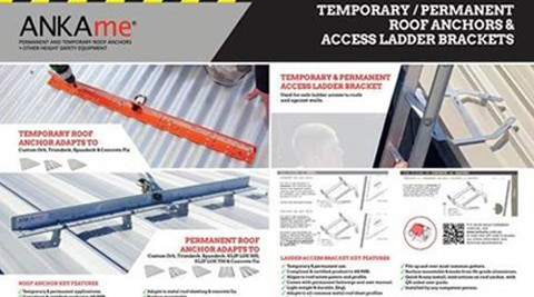 Roof Anchor Points Safety Equipment & Fall Protection