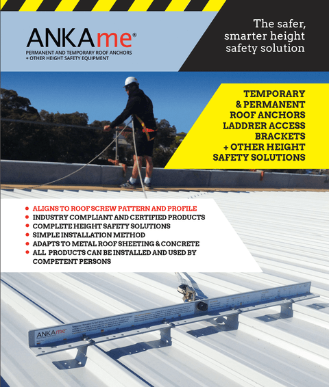 ANKAme - The Safer, Smarter Height Safety Solution