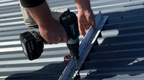 Correct Installation of Roof Anchor Point