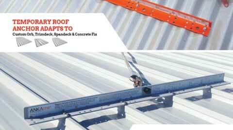 How to Secure Yourself on a Roof | ANKAme Height Safety Equipment