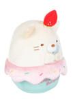 Sumikko Gurashi Neko Cat Ice Cream Plush Stuffed Animal