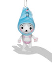 Kittygurumi Doris Mermaid Plush Stuffed Keychain