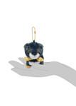 Amuse Shiba Inu Silhouette Shot Keychain