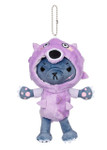 Kittygurumi Mildred Pufferfish Plush Stuffed Keychain