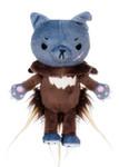 Kittygurumi Mildred Porcupine Plush Stuffed Keychain