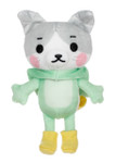 Kittygurumi Doris Frog Plush Stuffed Keychain