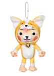 Kittygurumi Sadie Corgi Plush Stuffed Keychain