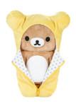 Rilakkuma Yellow Sleeping Bag Plush Stuffed Animal