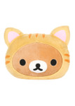 Rilakkuma™ Tiger Head Plush Pillow