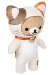 Rilakkuma Cat Plush Stuffed Animal