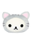 Korilakkuma Tiger Face Plush Stuffed Pillow