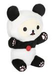 Korilakkuma Panda Say Hi Plush Stuffed Animal