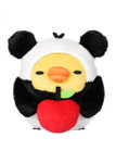 Kiiroitori Panda with Apple Plush Stuffed Animal