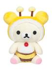 Korilakkuma Honey Bee Laydown Plush Stuffed Animal