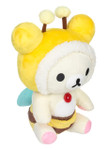 Korilakkuma Honey Bee Laydown Plush Stuffed Animal