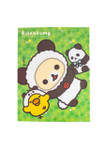 Korilakkuma and Kiiroitori as Panda Notebook