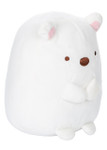 Shirokuma White Bear Stuffed Plush Animal - Large
