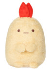 Ebifurainoshippo Fried Shrimp Tail Stuffed Plush Animal - Medium