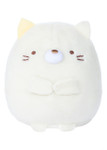 Neko White Cat Stuffed Plush Animal - Small