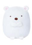 Shirokuma White Bear Stuffed Plush Animal - Small