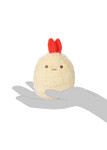Ebifurainoshippo Fried Shrimp Tail Stuffed Plush Animal - Small