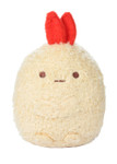 Ebifurainoshippo Fried Shrimp Tail Stuffed Plush Animal - Small