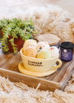 Lifestyle shot of Sumikko Gurashi Cafe Cup