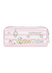 Sumikko Gurashi Pencil Pouch Striped