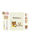 Rilakkuma™ Writing + Notebook Stationery Set