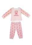 Space Hamster™ Ruby Pink Child Pajama PJ Set