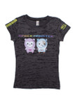 Space Hamster™ Grey Child T-Shirt Ruby Sinjin