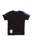 Space Hamster™ Black Adult T-Shirt
