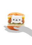 Nyan Nyan Nyanko™ Cheeseburger Fast Food Cat Plush