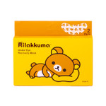 Rilakkuma Under-Eye Recovery Mask w/ Rose Extract (2 pairs)