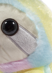 Amuse Rainbow Sloth Medium Plush