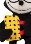 Felix The Cat w/ Bag of Tricks 3 Inch Keychain , detail