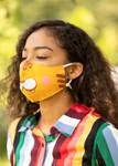 Tiger Face Mask from Honeymaru