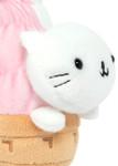 Nyan Nyan Nyanko™ Strawberry Vanilla Swirl Cat Plush