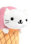 Nyanko™ Pink Sprinkle Ice Cream