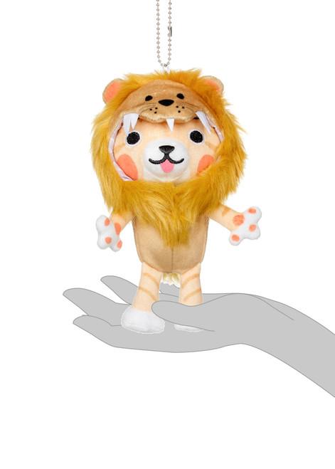 Kittygurumi Sadie Lion Plush Keychain