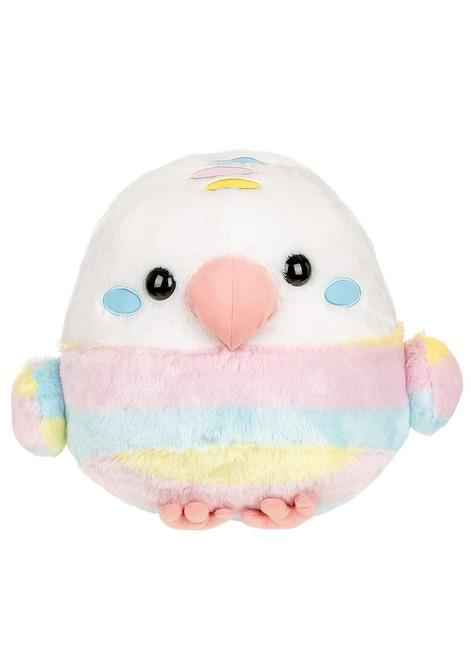 Amuse Rainbow Birdie Plush Stuffed Animal