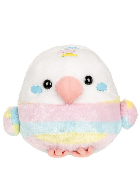 Amuse Rainbow Birdie Plush Stuffed Animal