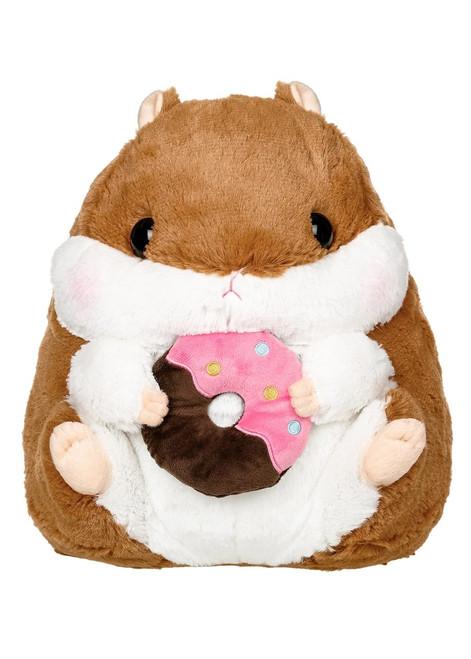 Amuse Hamster with Donut Plush Stuffed Animal