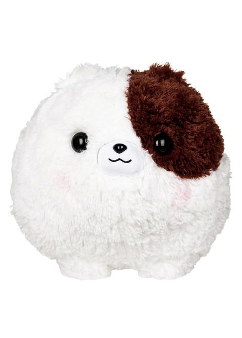 Amuse Brown Pomeranian Plush Stuffed Animal