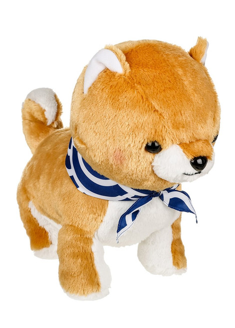 Amuse Gold Shiba Inu Plush Stuffed Animal