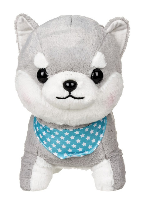 Amuse Husky Plush Stuffed Animal