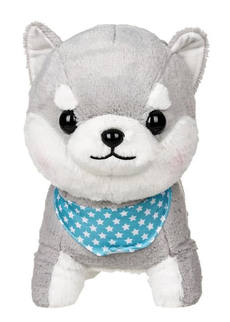 Amuse Husky Plush Stuffed Animal