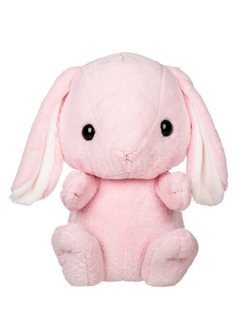 Amuse Pink Bunny Plush Keychain