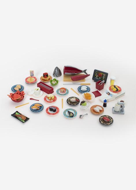 Petit Sushi Go Round Rement Miniature Collectibles