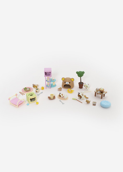 Rilakkuma™ Cat Café Rement